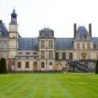 フォンテーヌブロー宮殿と庭園