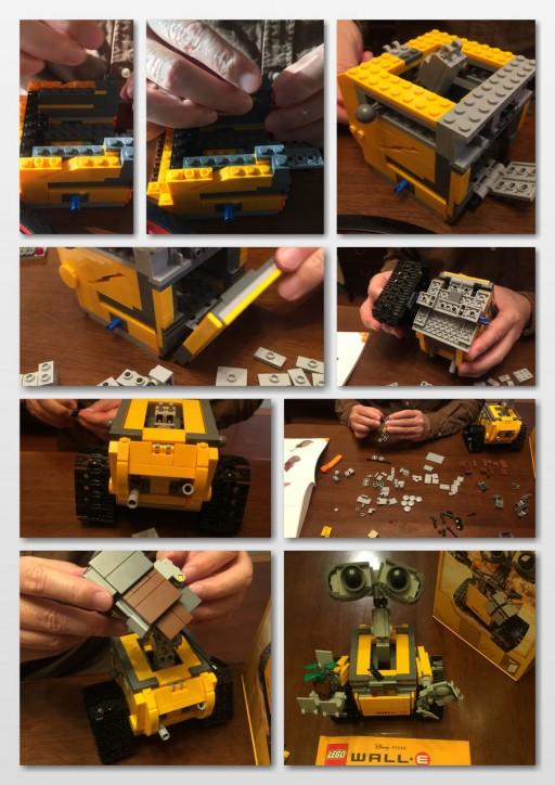 WALL-Eの政策過程